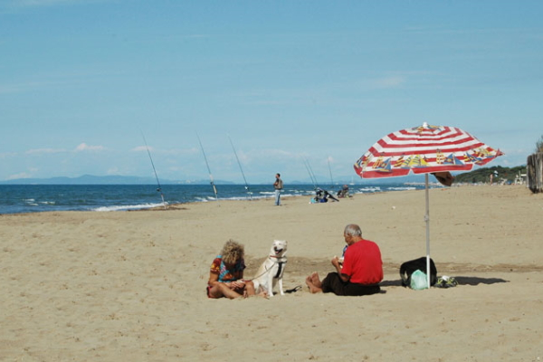 San Vincenzo Dog Beach